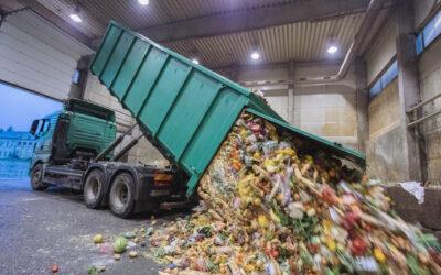 Výroba energie z biologicky rozložitelného odpadu